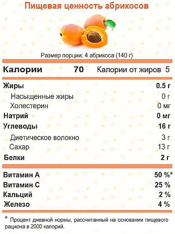 Можно ли абрикосы при грудном вскармливании - узнай подробно!