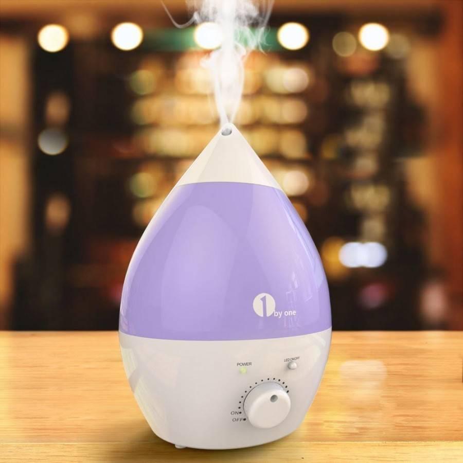Выбираем увлажнитель воздуха для новорожденных
