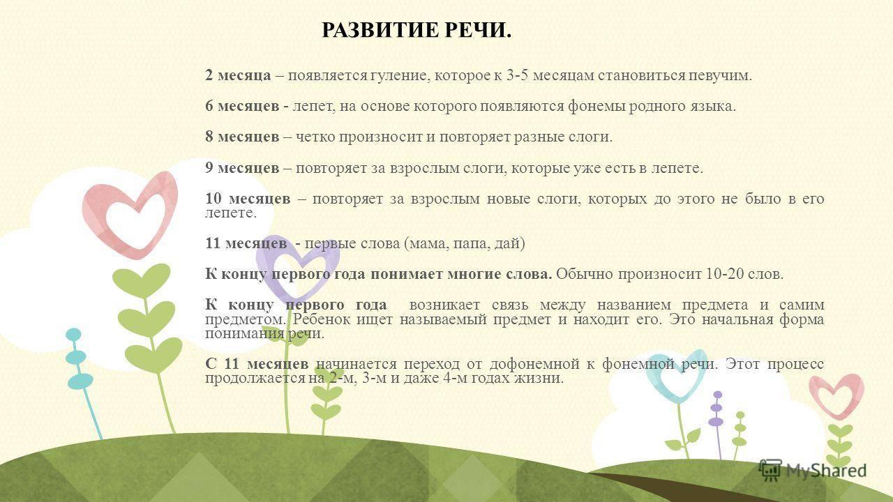 Когда ребенок начинает агукать, гулить, лепетать – во сколько месяцев / mama66.ru