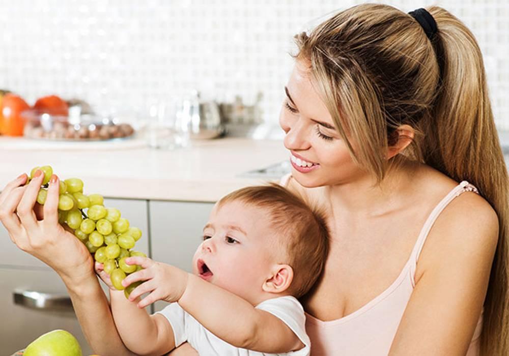 Можно ли кормящей маме малину?