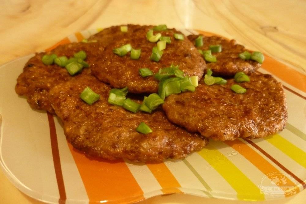 Оладьи из печени говяжьей - 9 вкусных рецептов