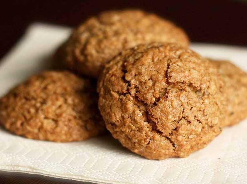 Овсяное печенье в период кормления