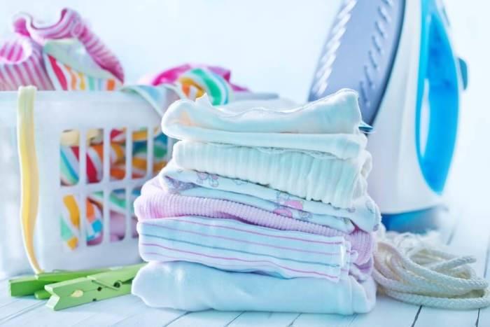 Обязательно ли нужно гладить вещи новорожденного