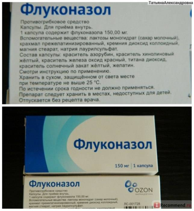 Флуконазол-акти