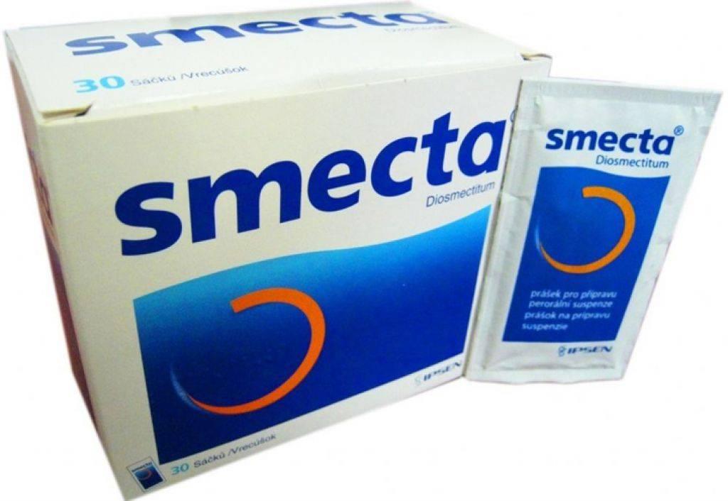 Смекта® (smecta®)