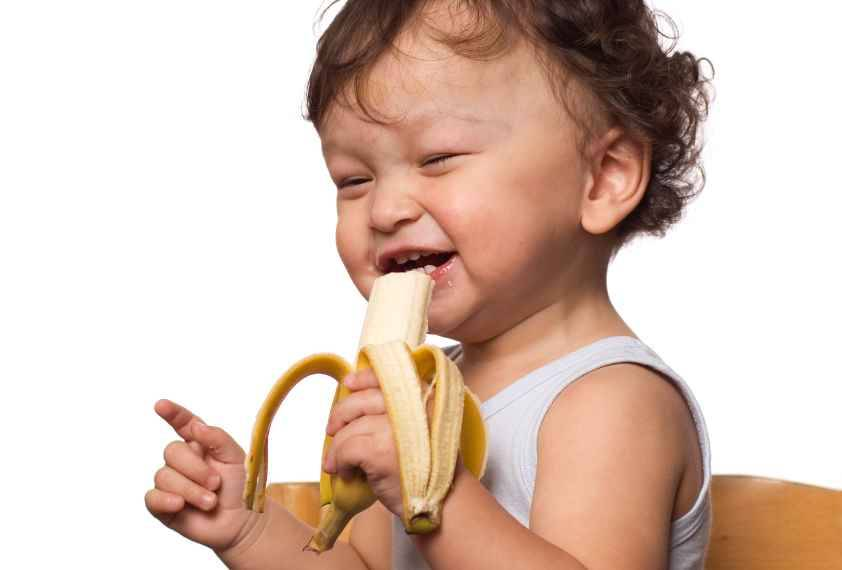 Со скольки месяцев можно давать ребенку банан, ввод прикорма бананом