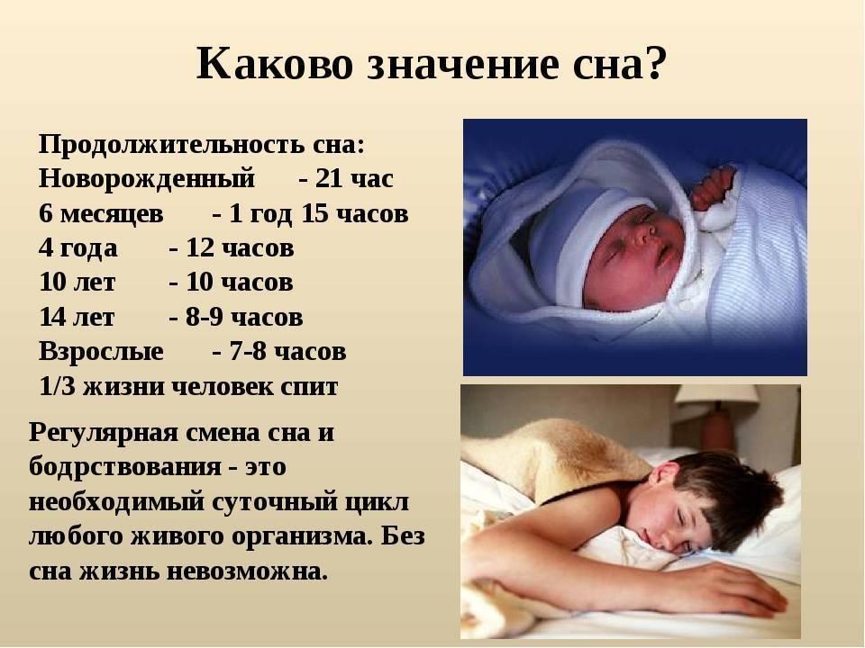 Как правильно организовать и наладить сон грудного ребенка до года