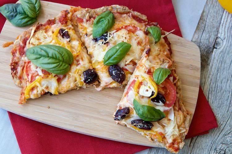 Домашняя пицца для детей: простой рецепт с фото