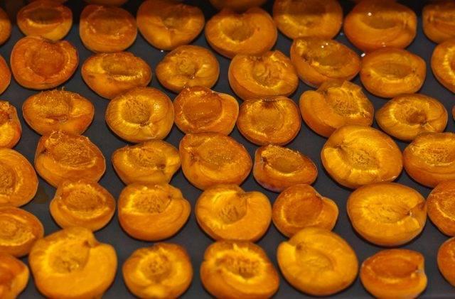 Можно ли есть абрикосы при кормлении грудью