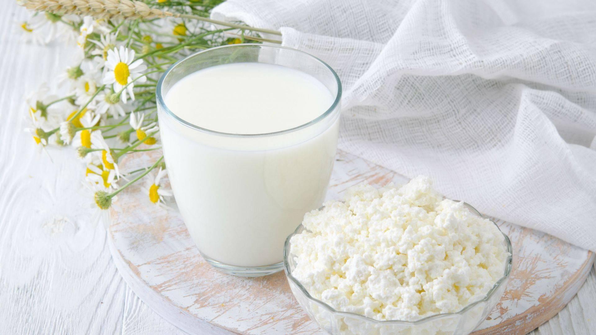 Какие кисломолочные продукты можно кормящей маме