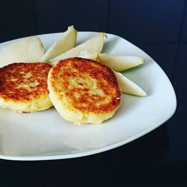 Сырники для детей от 1 года: 3 рецепта