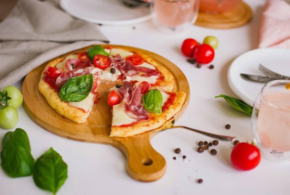 Как приготовить вкусную и полезную детскую пиццу на день рождения