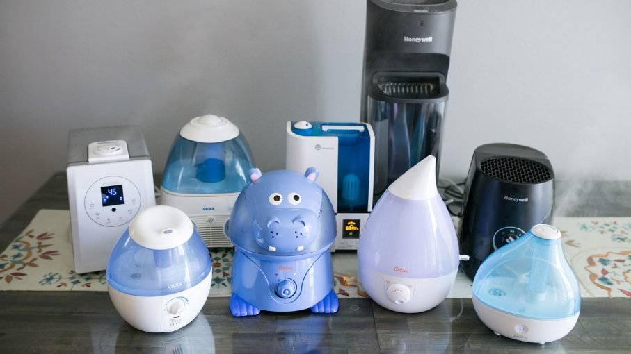 Выбор увлажнителя воздуха для детей, рейтинг лучших моделей