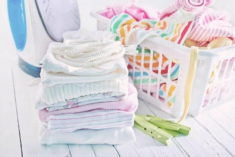 Как гладить детские вещи для новорожденных – нужно ли и зачем это делать