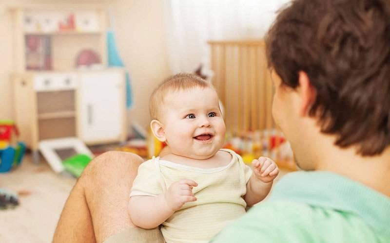 Развитие речи ребенка от 0 до года
