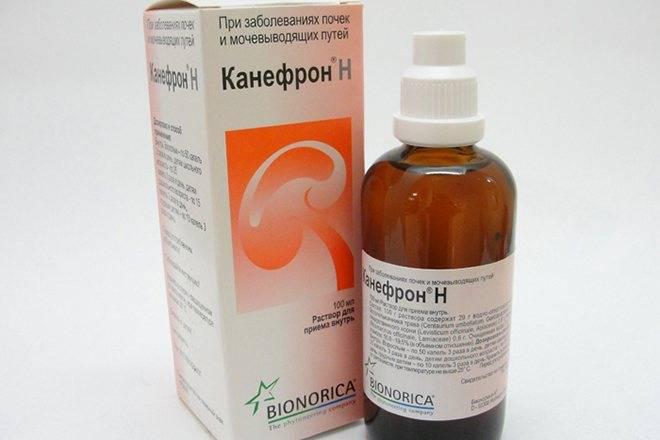 Лечение Канефроном при грудном вскармливании