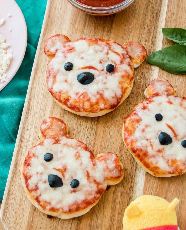 Пицца для детей рецепты
