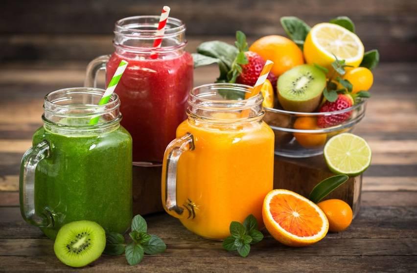 Могут ли соки заменить ежедневную порцию фруктов?