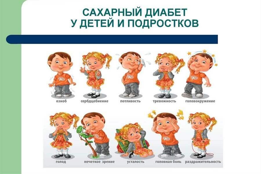 Диабет 2 типа у детей: симптомы, причины и лечение - medical insider
