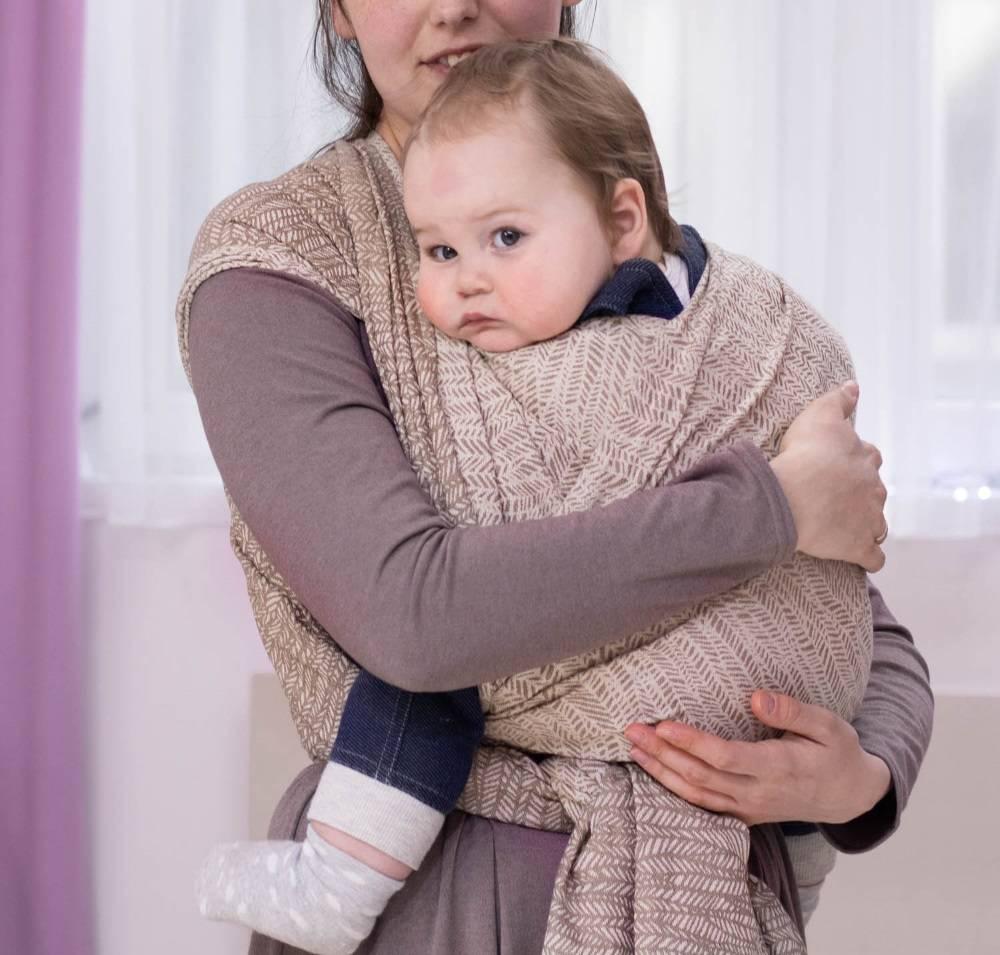 Метод «кенгуру» в выхаживании недоношенных детей
