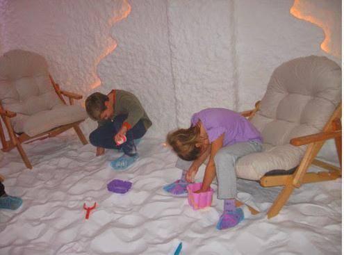 Соляная пещера польза и вред, показания для детей