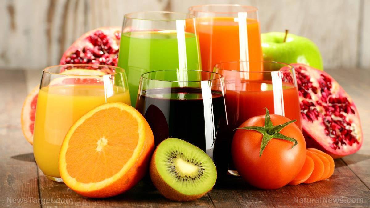 Презентация на тему что полезнее:фрукты или соки?