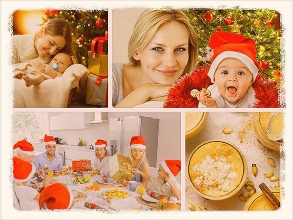 Лучшие новогодние рецепты для кормящих мам