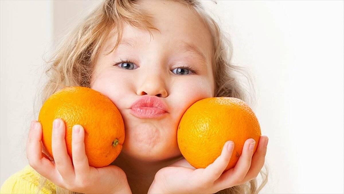 В каком возрасте можно давать ребенку мандарин