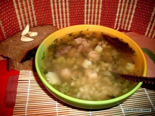 Как сварить вкусный и полезный суп для кормящей мамы