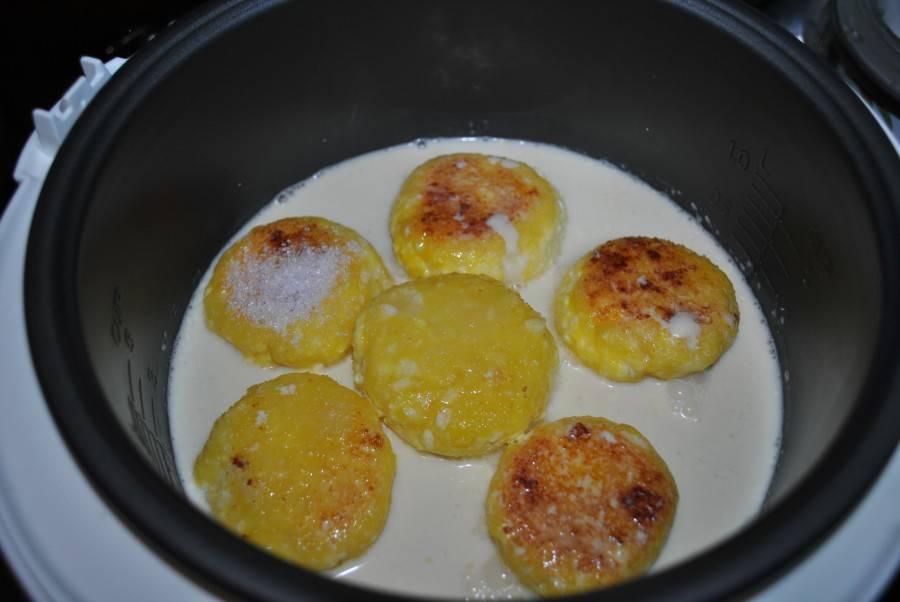 Как правильно приготовить ребенку сырники