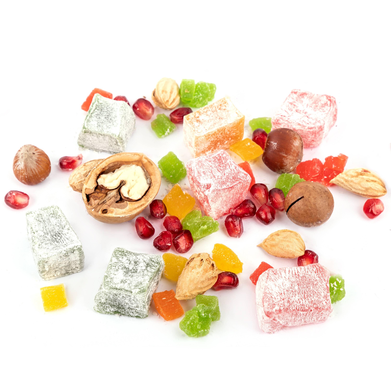 Лукум: польза, вред и калорийность сладости   food and health