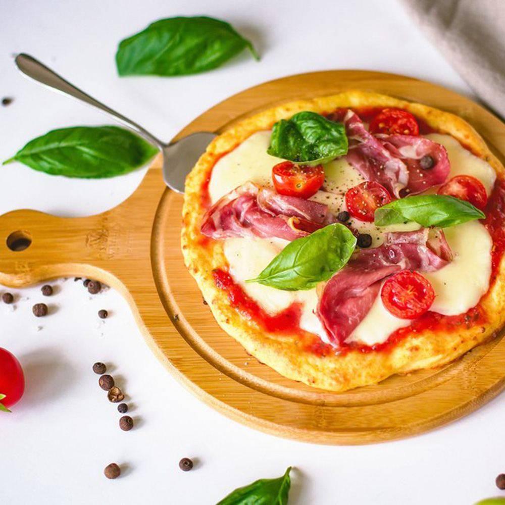 Готовим пиццу для детей — полезно и вкусно