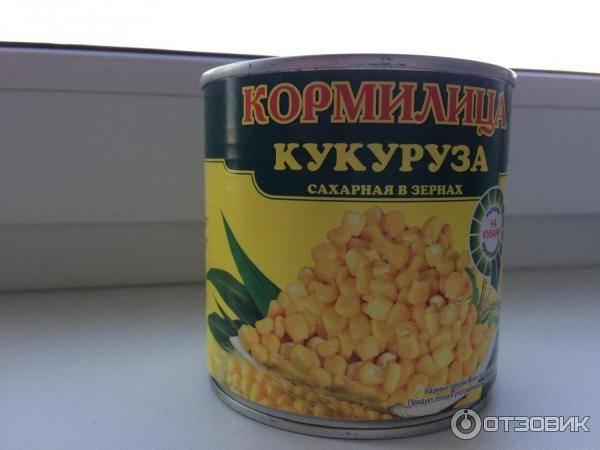 Можно ли есть кукурузу в первые месяцы при грудном вскармливании?