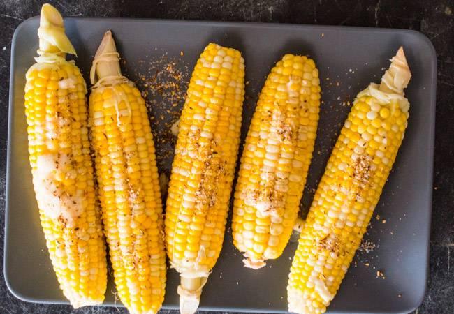 Вареная кукуруза при беременности и кормлении грудью