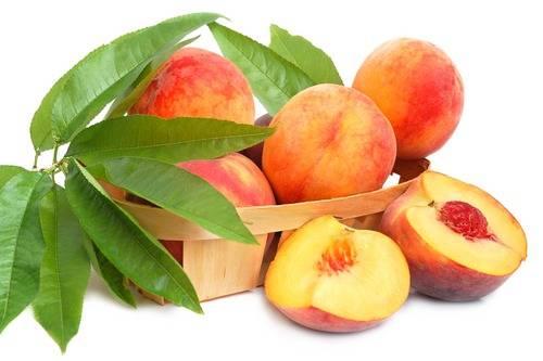 Персики при грудном вскармливании