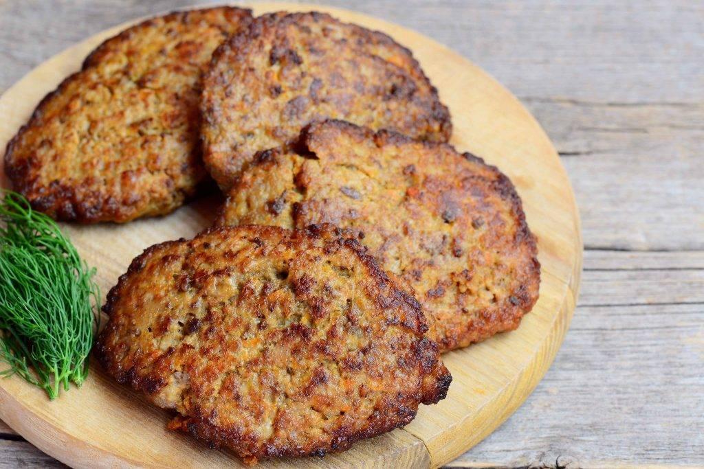 Блюда из печени для детей
