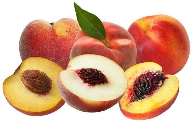 Персики при грудном вскармливании в первые месяцы - можно или нет