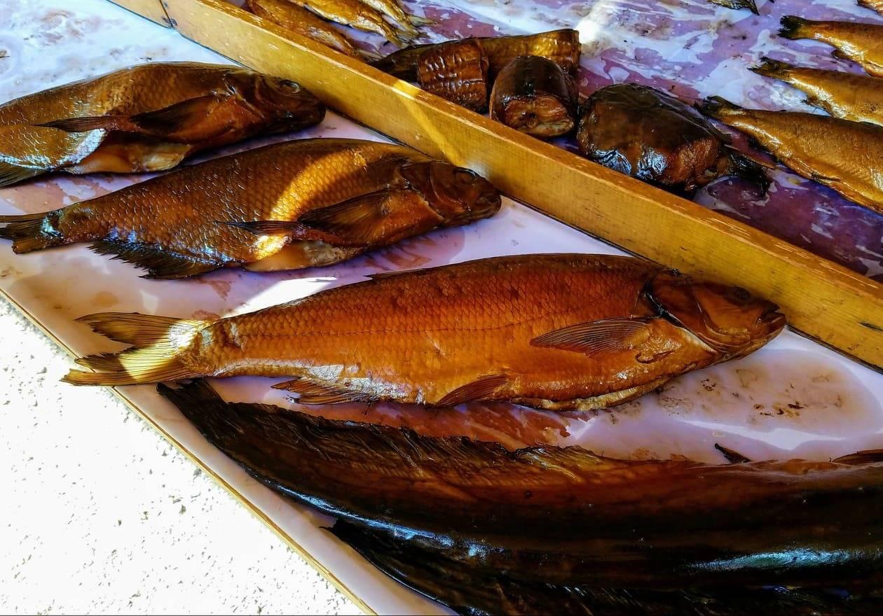 Можно ли копченую рыбу при грудном вскармливании?