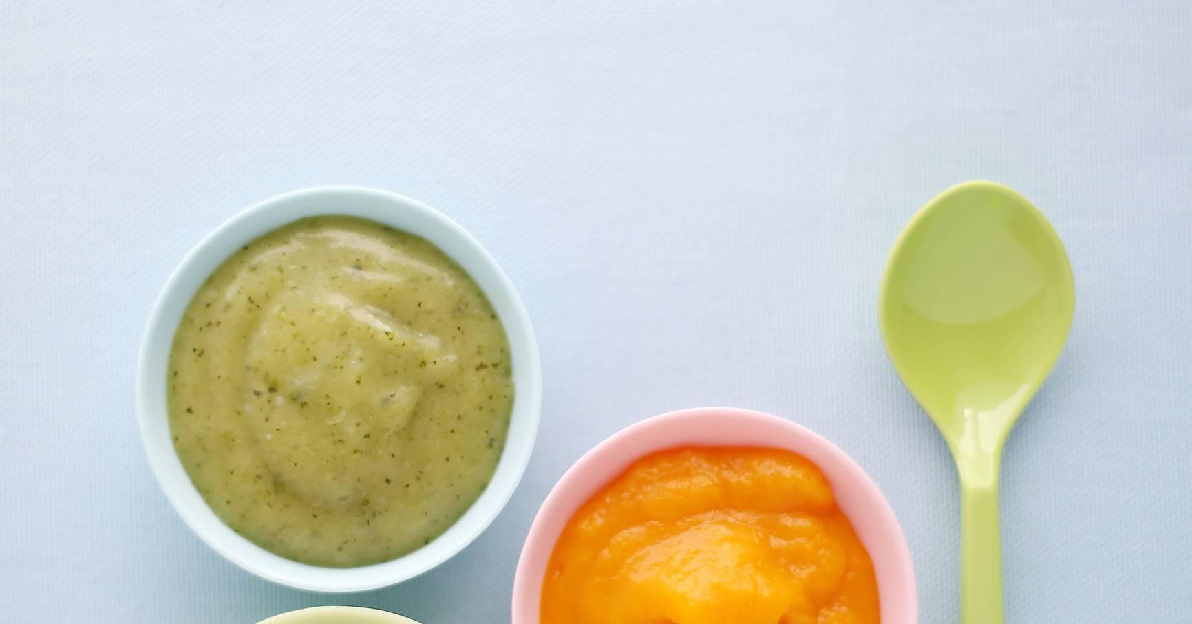Овощи для первого прикорма грудничка и 12 рекомендаций врача по их приготовлению