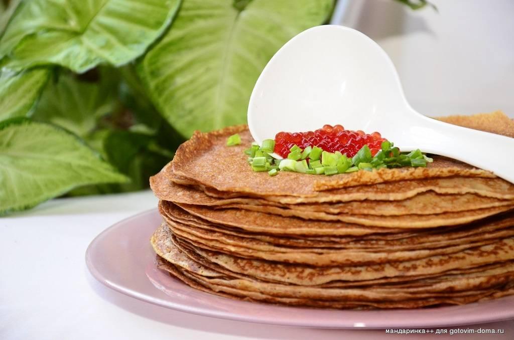 Овсяноблин - рецепт для правильного питания с фото пошагово – рецепты с фото
