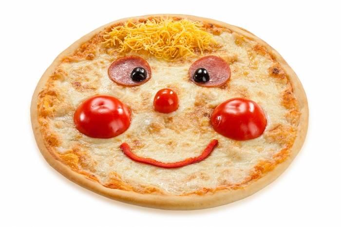Пицца рецепт для детей оформление - вкусные рецепты от receptpizza.ru