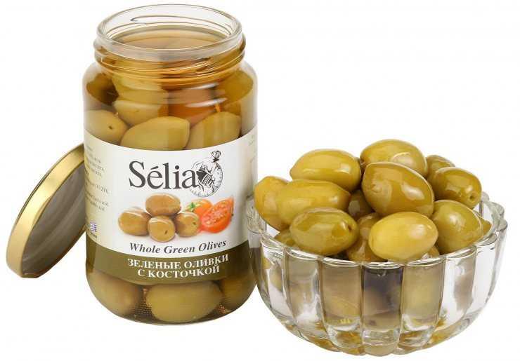 Консервированные оливки и маслины при беременности: польза или вред