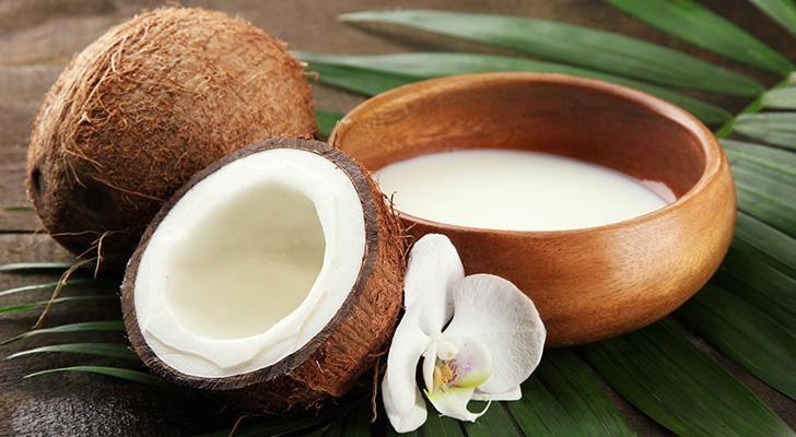 Кокосовое молоко: калорийность, польза, рецепты   food and health
