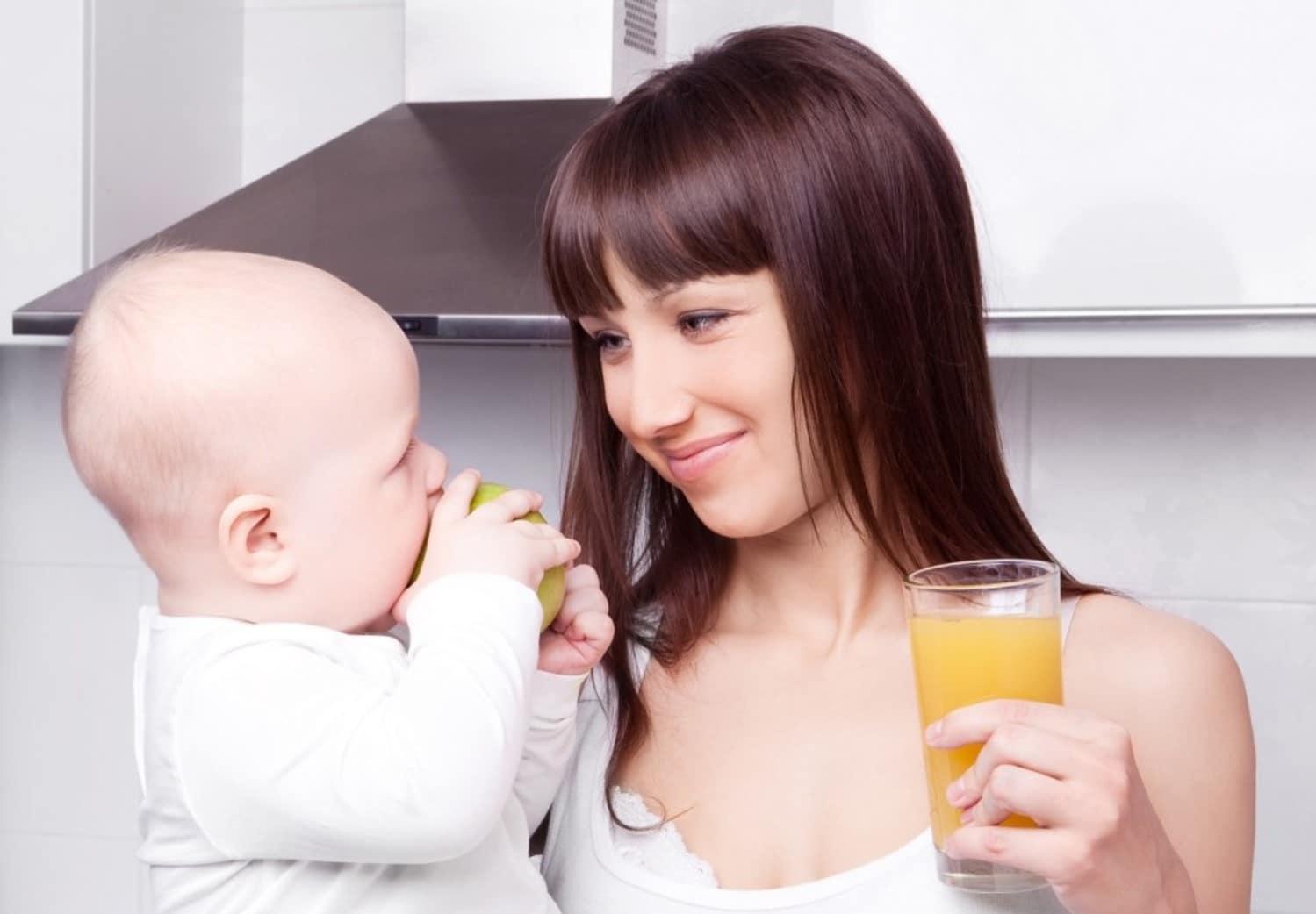 Употребление сметаны при грудном вскармливании: польза и вред продукта