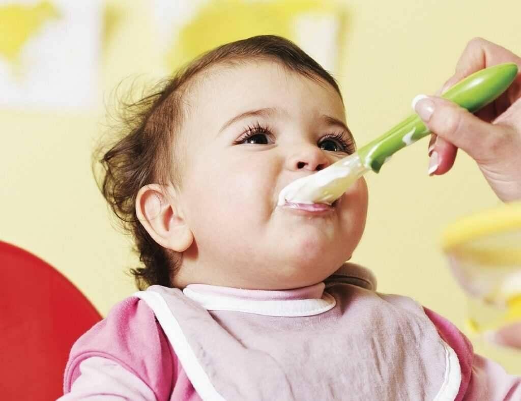 Ребенок не ест творог