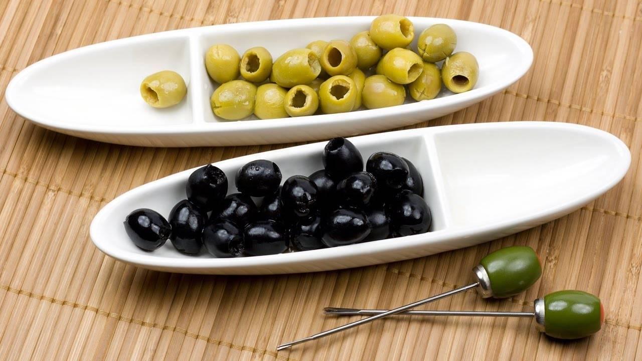 Салат с оливками и маслинами - 206 рецептов приготовления пошагово - 1000.menu