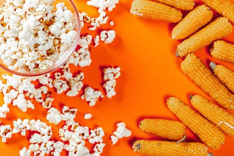 Попкорн: 3 полезных свойства и вред