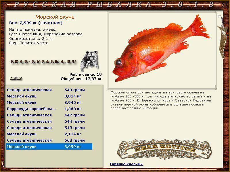 Опасна ли морская рыба?