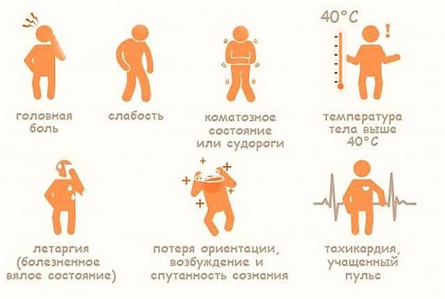 Тепловой удар у ребенка | компетентно о здоровье на ilive