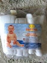 Надеваем подгузник новорожденному правильно: инструкция с фото
